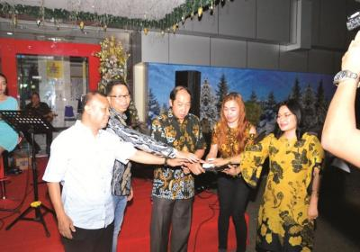 Christyono Launching Elektrifying Christmas 2019